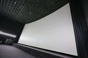 bioskop platno