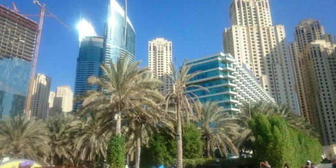 Povratna karta do Dubaija za 240 evra
