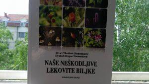 knjiga nase neskodljive lekovite biljke vlastimir i dragan stamenkovic