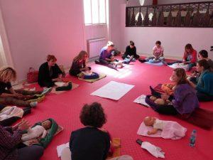 masaza bebe dobra i za roditelje
