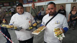 gastro sampionat nis kuvari iz grcke