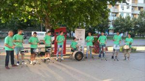 bubnjari leskovac