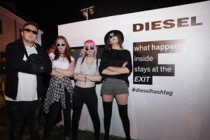 diesel exit