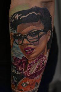 tetovaza devojka