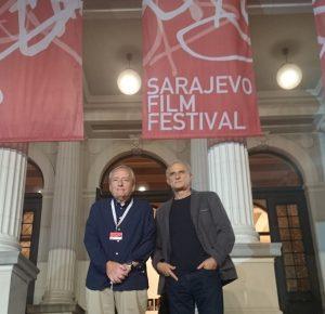 Lazar Ristovski i Milos Radović Sarajevo Film festival