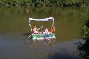 ekoloska barka od flasa