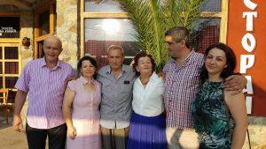 ljubinka i ljubomir porodica