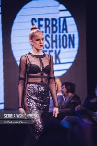 milica trickovic modet serbia fashion week
