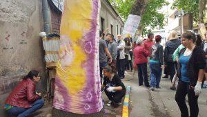 oslikavanje platana zuto drvo