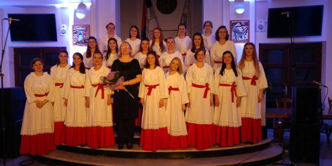 Koncert Akademskog ženskog hora SKC-A