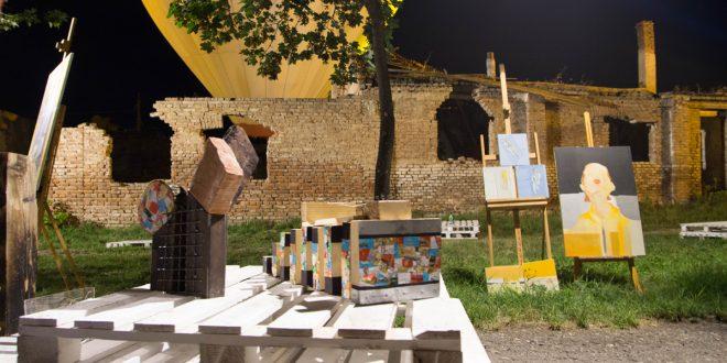 Art to go jazzy – Umetnička kolonizacija Tvrđave