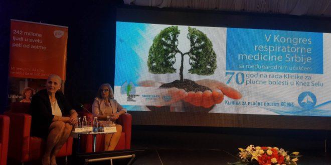 Bolesti pluća vodeći uzrok smrtnosti u Srbiji