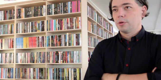 Dejan Stojiljković gost dana Sajma knjiga