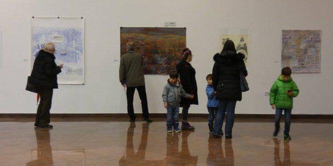 """Na ovogodišnjoj izložbi """"Niški crtež"""" 42 umetnika"""