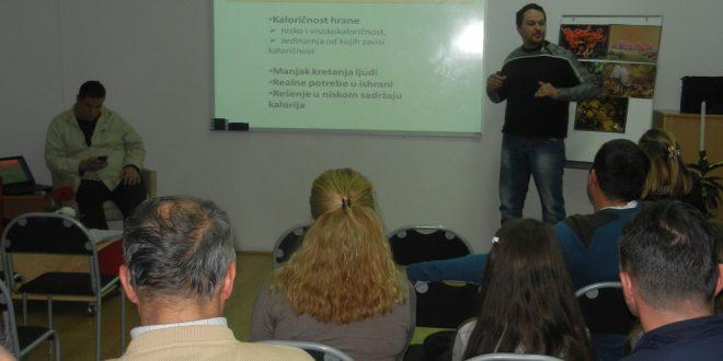 Predavanje o gljivama u Leskovcu