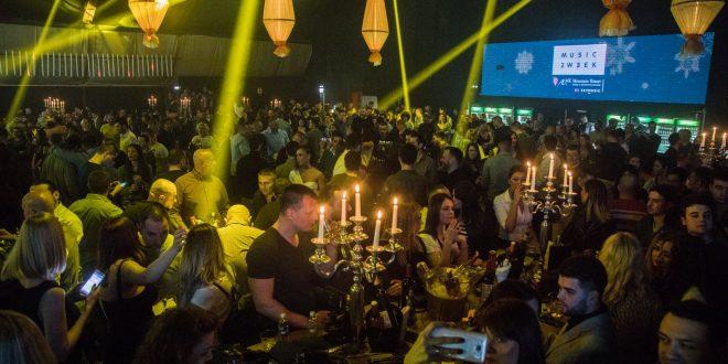 Music week festival na Kopaoniku