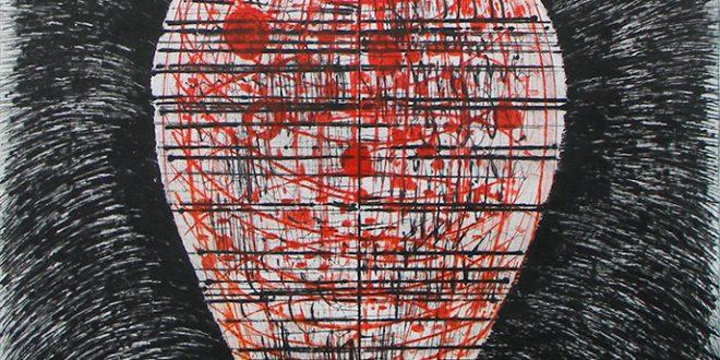 Dela Anice Radošević Babić u Galeriji Art 55