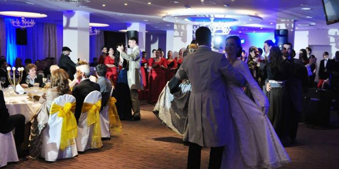Šesti dobrotvorni Svetosavski bal za studente sa hendikepom