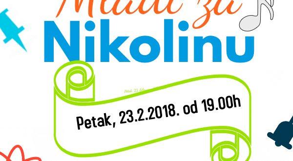 """Humanitarni koncert """"Mladi za Nikolinu Ranđelović"""""""