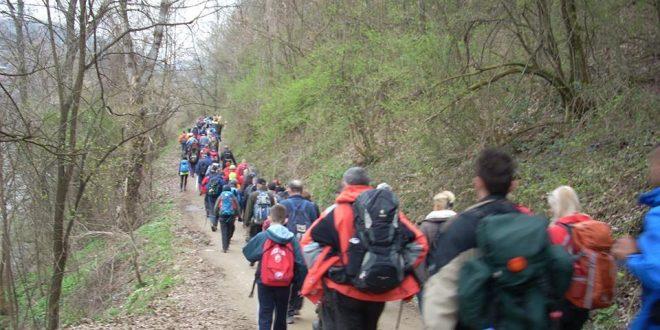 """TRADICIJA – Planinarska akcija """"Mart na Moriču"""""""