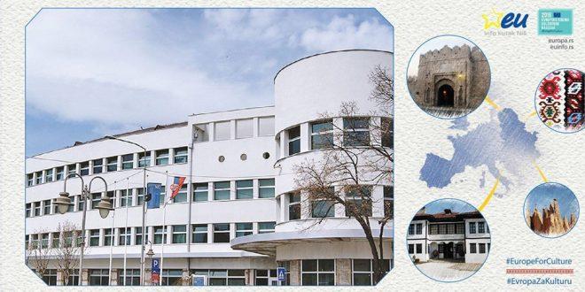 Šetnja kroz arhitekturu Moderne Niša 1930-1970.