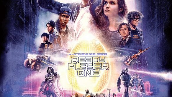 "TEENS NIGHT uz film ""Ready player one"""