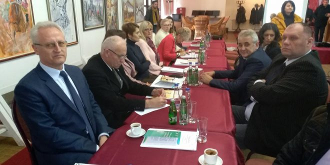Đorđević i Todorović na čelu Odbora za zaštitu životne sredine