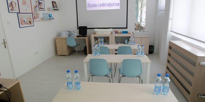 Otvorena Škola roditeljstva u Dimitrovgradu
