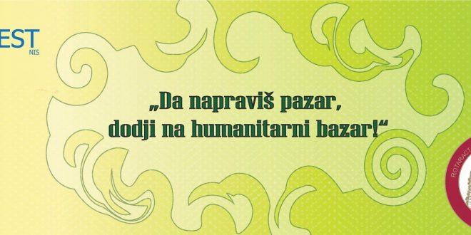 """Humanitarni bazar za opremanje niške škole """"14.oktobar"""""""