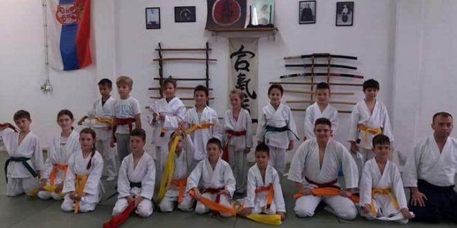 Besplatni treninzi aikidoa tokom leta u Nišu