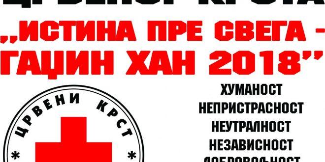 """Letnji kamp Crvenog krsta – """"Istina pre svega"""""""