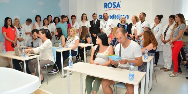 Otvorena Rosa škola roditeljstva u Nišu