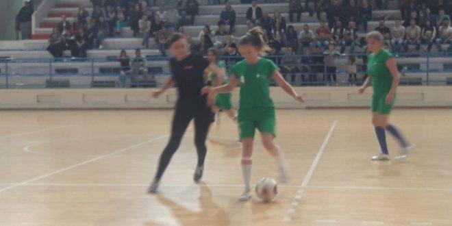 FUTSAL-I ženska ekipa na radničkim igrama