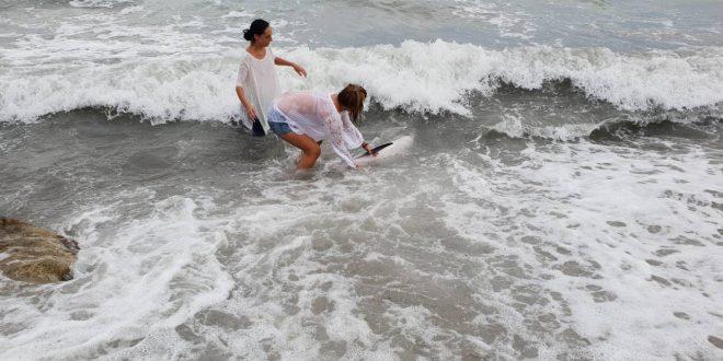 Nišlijka Marina spasila delfina