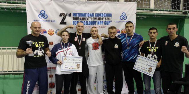 Uspeh kikboksera Niša u Bugarskoj