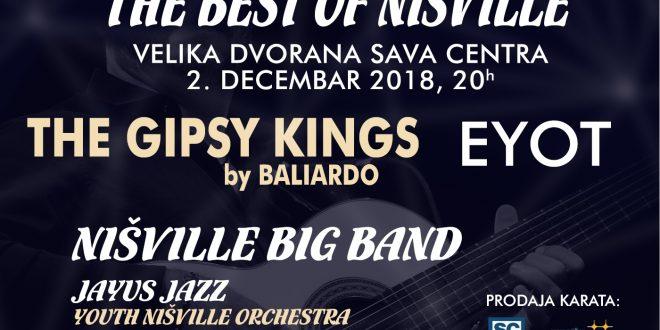 Veliki koncert u Sava Centru-Najbolje sa Nišvila