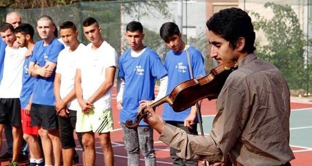 Mladi violinista iz Irana zavoleo Niš