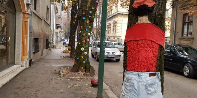 """Novo ruho ulice """"pod lipama"""" u Nišu"""