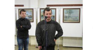 """Slike Vlasotinca""  mladog slikara Aleksandra Spasića"