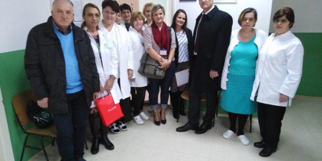 Nova oprema od Poljske za Dom zdravlja u Vlasotincu