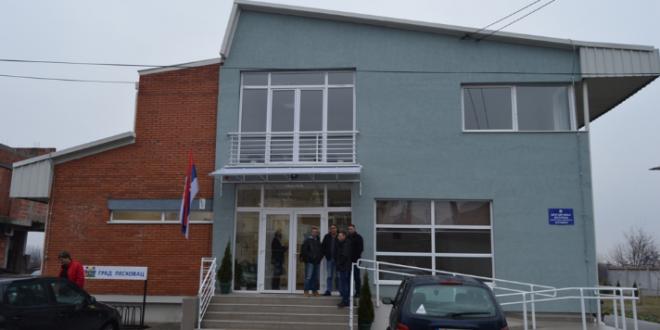 Otvorena ambulanta u naselju Ančiki