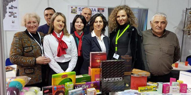 Lebančanima Zlatna plaketa na Sajmu privrede i privrednika EXPO 2018