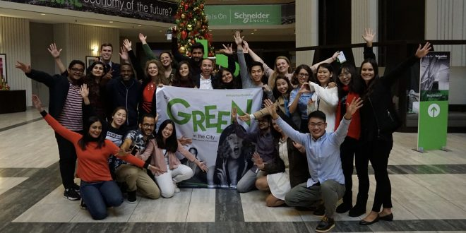 Go Green – Najveće svetsko takmičenje za studente