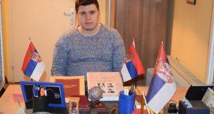 Jovan iz Vlasotinca jedan od najmlađih članova Svetskog društva filografa (WLAS)