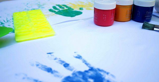 Kreativna radionica za decu u EU info kutku