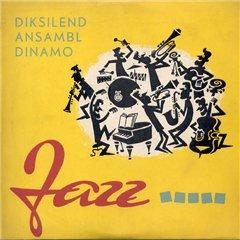 Diksilend ansambl Dinamo LP (10inchs, 1960, PGP RTB)