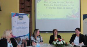 ekonomski fakultete ambasadorka slovacke