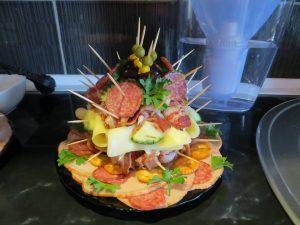 hrana dekoracija
