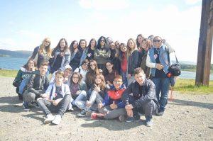 ucenici italija vlasinsko jezero