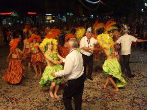 karneval leskovac ples